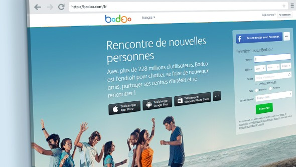 Badoo rencontre gay