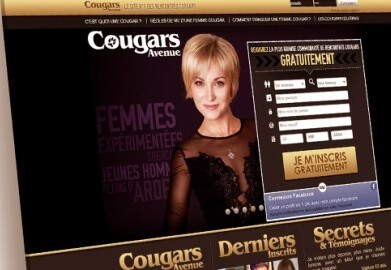 avis cougars personals Sugar daddy site the premier sugar dating service discover your perfect sugar partner and enjoy the sugar lifestyle.