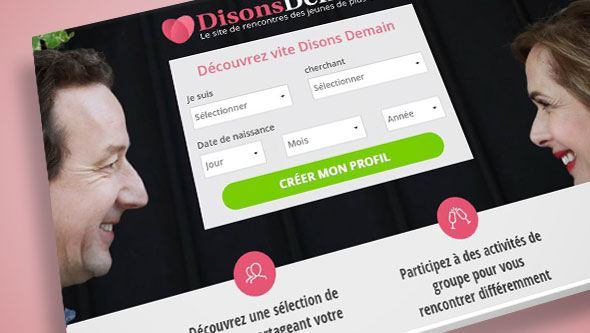 disonsdemain site  rencontre
