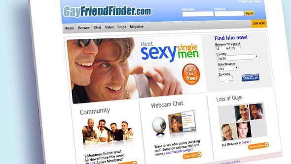 avis gay friend finder