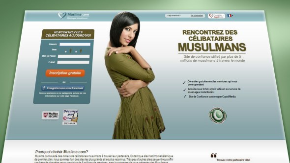 Top site de rencontre musulman