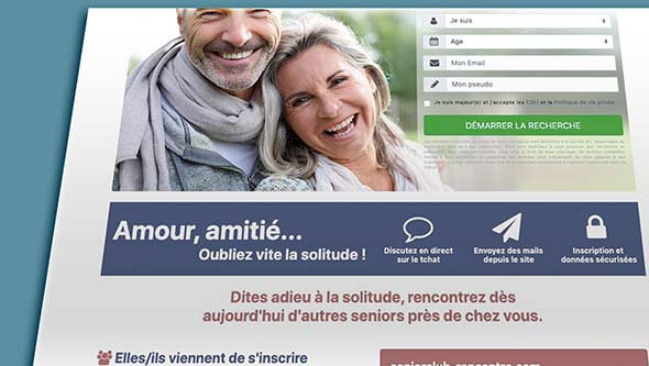 Site du Senior Club Rencontre